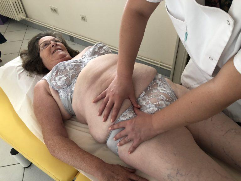 Osteopathe Senior - Technique Fascia iliaca
