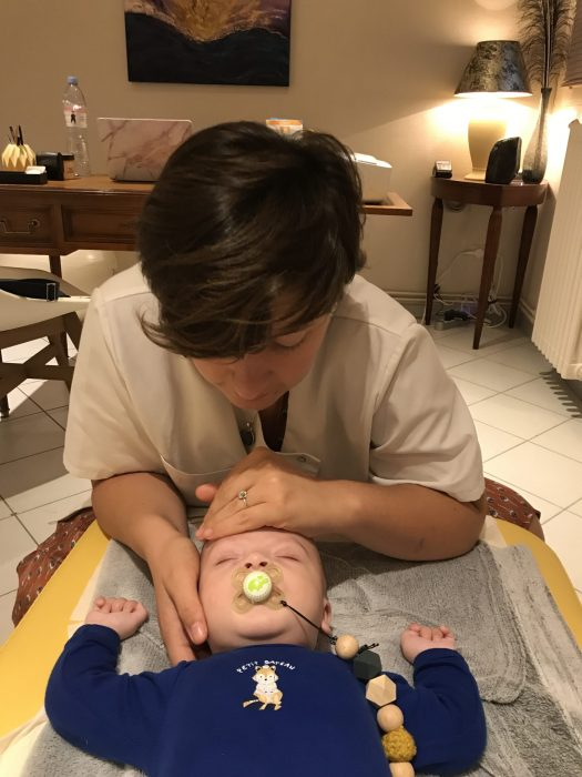 Consultation bébé - TK crânienne