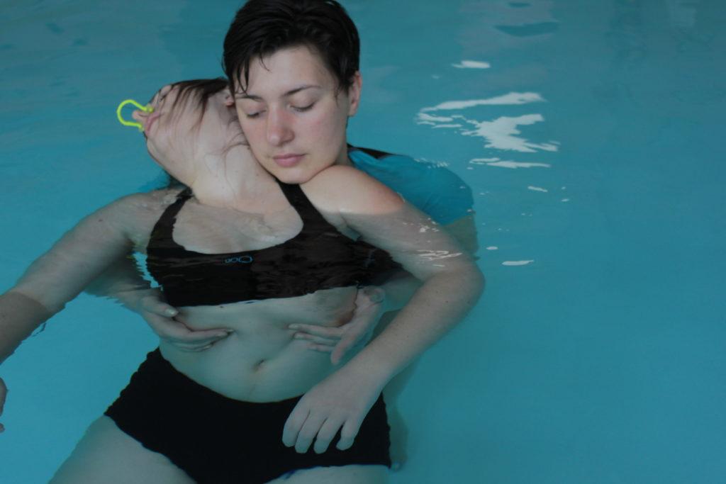 Ostéopathie Aquatique - Technique Diaphragme