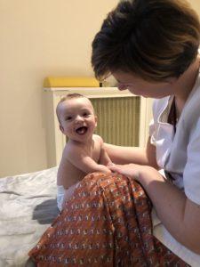 Consultation bébé - Prise de contact
