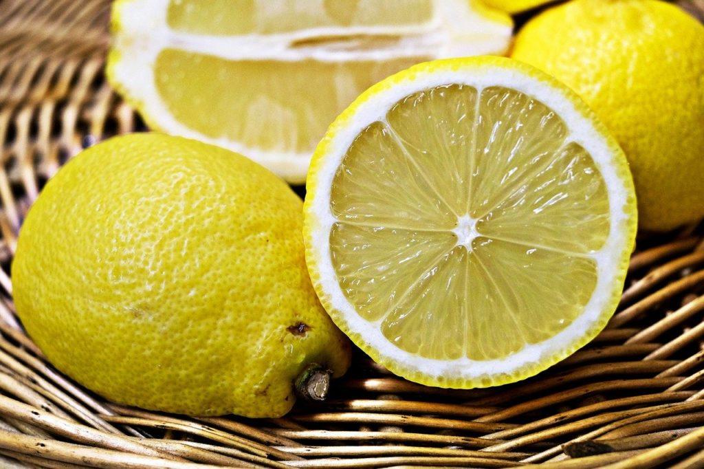 Citrons contre constipation