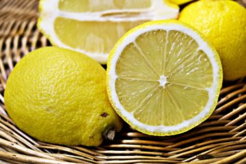 Citrons contre constipation