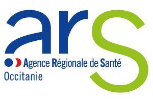 ARS Occitanie Logo