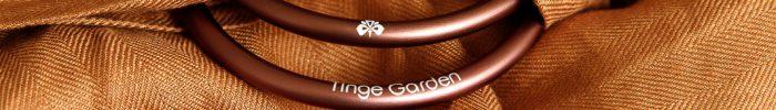 Ring Sling Caramel - Tinge Garden