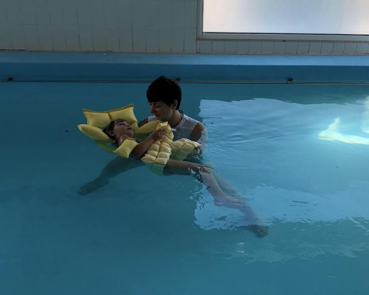 Ostéopathie Aquatique enfant - Traitement