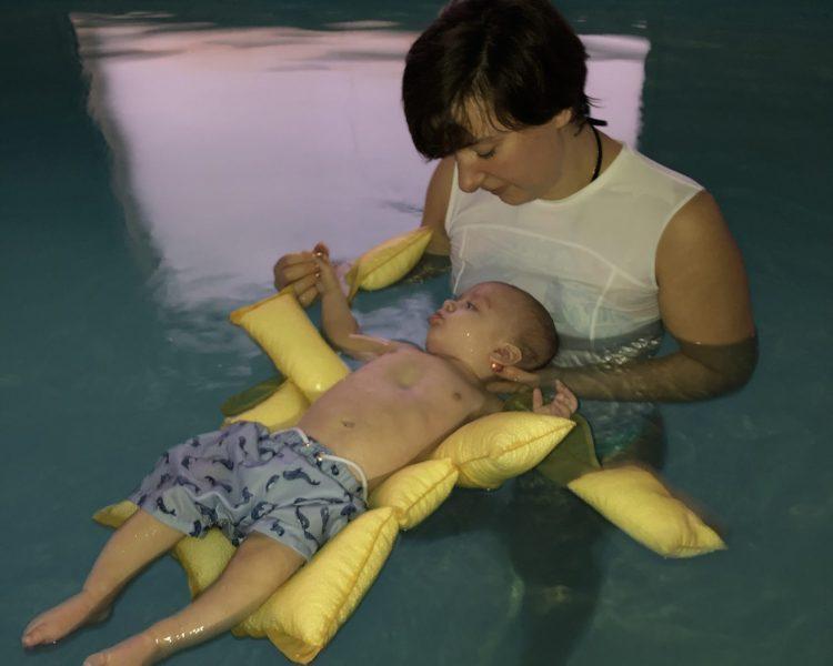 Ostéo-Aqua bébé - Traitement